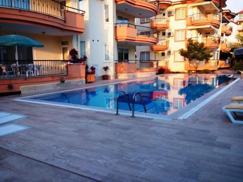 Çamyolu Apartmani Markovic KESTEL SUN Alanya