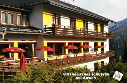 Alpengasthof Schuster - Accommodation - Seewiesen