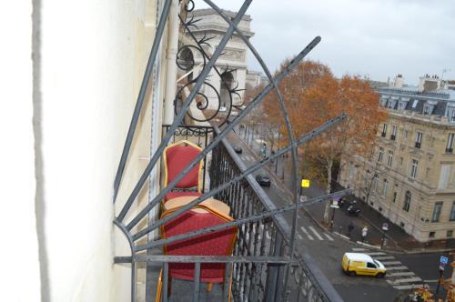 Hotel Royal Elysées photo 39