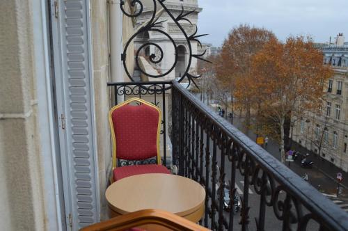 Hotel Royal Elysées photo 41