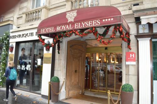 Hotel Royal Elysées photo 60