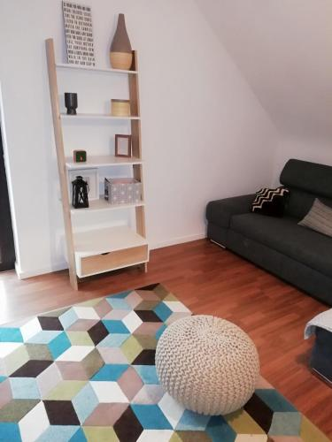 Moselle Apartment near Luxembourg and Trier