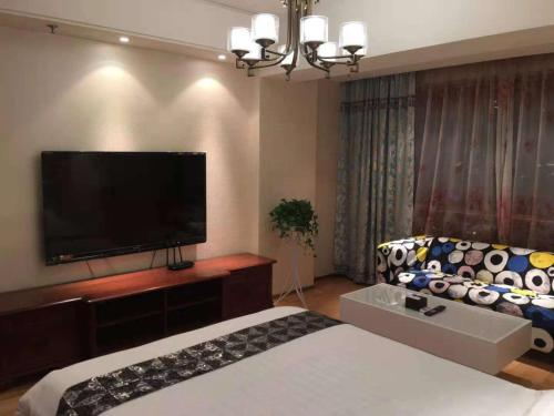 Beijing Tiandi Huadian Hotel Apartment (Qilinshe Branch) photo 28