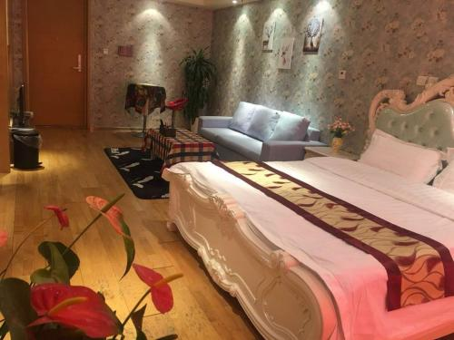 Beijing Tiandi Huadian Hotel Apartment (Qilinshe Branch) photo 32