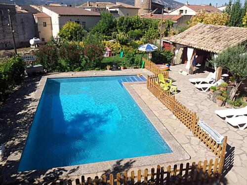 Hotel-overnachting met je hond in Rural Apartment with great views - Torres del Obispo