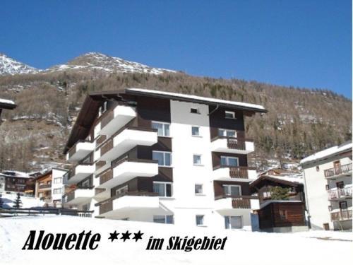 Apartment Alouette Saas-Fee