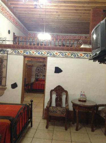 Los Escudos, Pátzcuaro