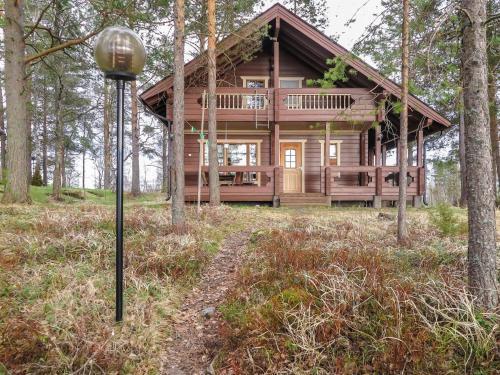 Holiday Home Erä-korpisen mökit/pikku-hukka