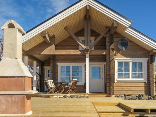 Holiday Home Villa vuosku