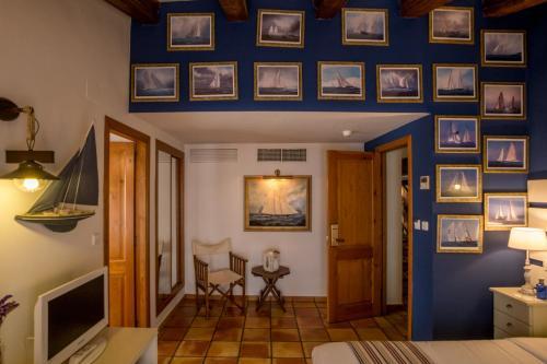 Habitación Doble Superior Hotel Abaco Altea 23