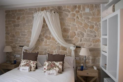Habitación Doble Deluxe con balcón Hotel Abaco Altea 9