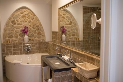 Habitación Doble Superior con bañera Hotel Abaco Altea 13