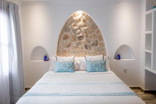 Habitación Doble Superior con bañera Hotel Abaco Altea 14