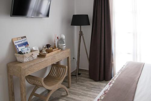 Habitación Doble Deluxe con balcón Hotel Abaco Altea 1