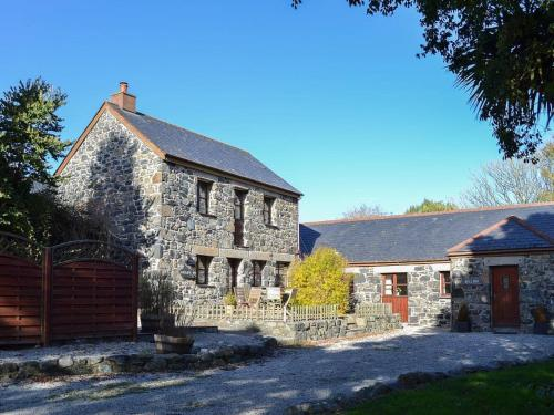The Hayloft, Ruan Minor, Cornwall