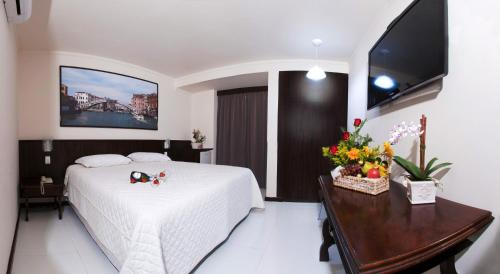 Águas do Iguaçu Hotel Centro (Photo from Booking.com)