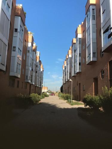Moderno,Luminoso,Silencioso, Madrid, Spain