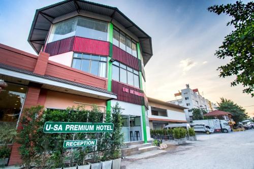 U-SA PREMIUM HOTEL U-SA PREMIUM HOTEL