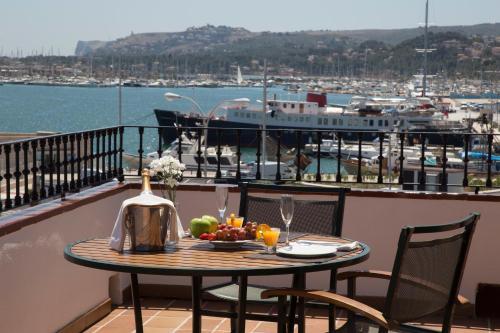 Suite con terraza La Posada del Mar 8