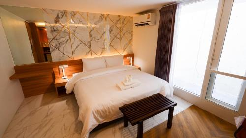 Executive City View (Double Bed)