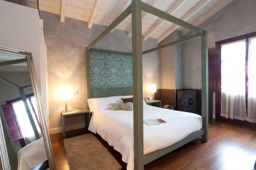 Comfort Doppelzimmer - Einzelnutzung Casa Rural Etxegorri 32