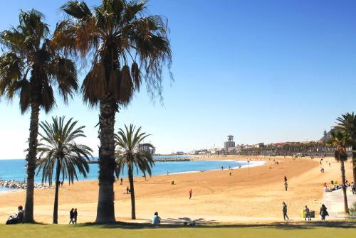 ApartEasy - Family Barcelona Beach photo 44