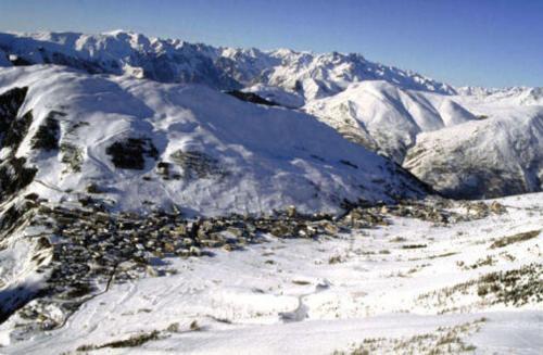 Studio 5 pers skis aux pieds 69017 Les Deux Alpes