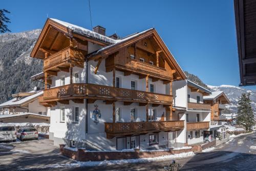 Villa Volgger Mayrhofen