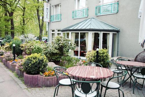 . Hotel Restaurant Bismarckturm