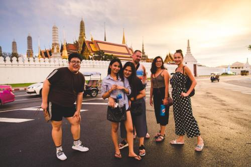D Hostel Bangkok photo 70