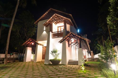 . The Ayur Villa