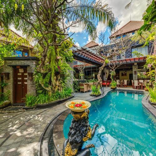 The Bali Dream Villa Seminyak In Seminyak From 113 Trabber Hotels