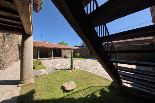 Habitación Doble Deluxe - 2 camas - Uso individual Casa Rural Piñeiro, de Vila Sen Vento 16