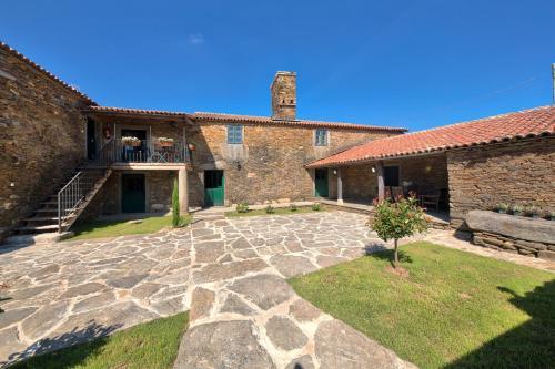 Habitación Doble Deluxe - 2 camas - Uso individual Casa Rural Piñeiro, de Vila Sen Vento 18