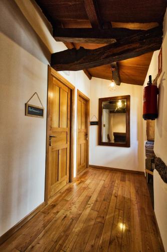 Habitación Doble Deluxe - 2 camas - Uso individual Casa Rural Piñeiro, de Vila Sen Vento 6
