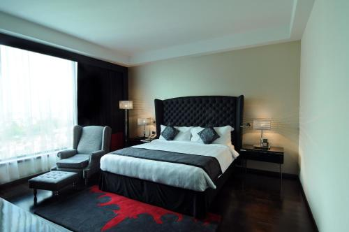 Radisson Blu Hotel New Delhi Paschim Vihar фотографии номера