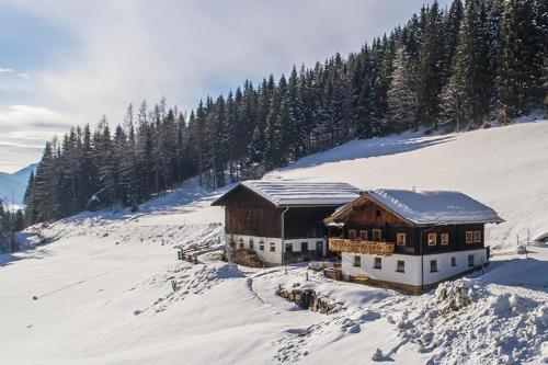 Bauernhütte Niedermaisgut - Eben im Pongau