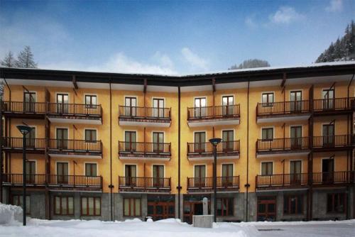 Фото отеля Casa Alpina Don Barra