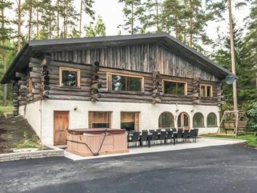 Leppaniemi Villa Sleeps 12 Wifi
