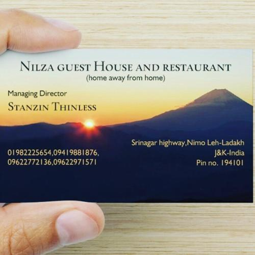 Nilza guest House and restaurant