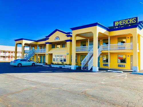 Americas Best Value Inn Princess Anne - Princess Anne, MD 21853
