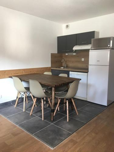 Appartement Flocon, 2 chambres