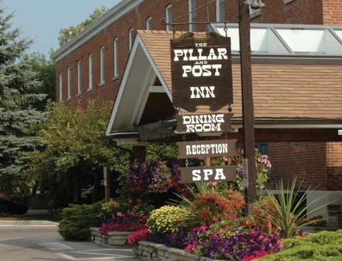 . Pillar and Post Inn & Spa