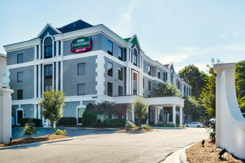 Accommodation in Raleigh