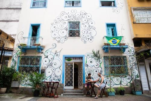 Фото отеля Solar Hostel Beach Copacabana
