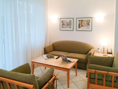 . Apartment Fridolin