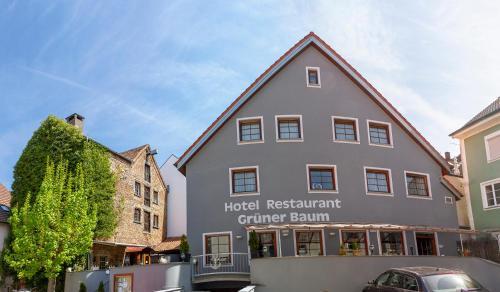 . Hotel Restaurant Grüner Baum und Altes Tor