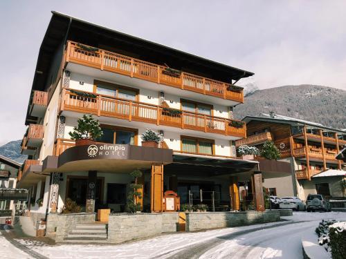 Olimpia Hotel Bormio