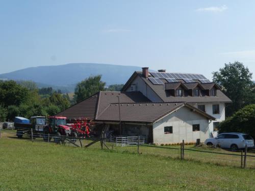 . Ubytování Farma U sv. Jakuba