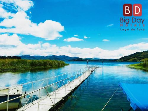 Big Day Hotels-Lago de Tota